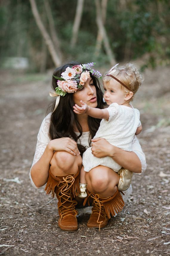 San Diego Mother-Daughter photos by En Pointe Photography   100 Layer Cakelet