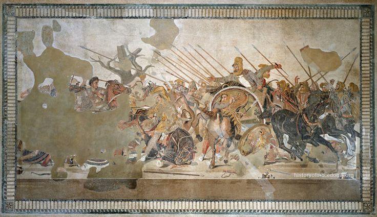 Ο Μέγας Αλέξανδρος (Μεγάλου Αλεξάνδρου) Βιογραφία