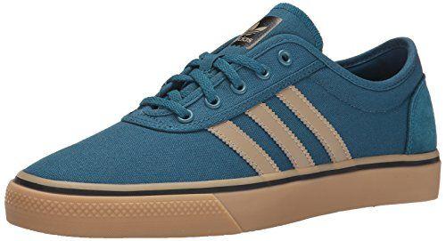 adidas Originals Men's Adi-Ease Lace Up Shoe, Surf Petrol Cargo Khaki Black, 11 M US adidas http://www.amazon.com/dp/B00U6I7N2Y/ref=cm_sw_r_pi_dp_ROp4wb0024E3Z