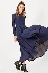 IN THE NAVY DRESS-DS-AD42664-€54 S/S2015 PREMIUM COLLECTION FREE SHIPPING