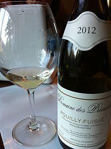 Pouilly-Fuissé - Wikipedia, the free encyclopedia
