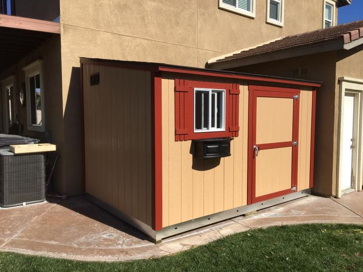 Garden Sheds With Lean To 162 best custom buildings & sheds images on pinterest | sheds