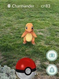 Pokemon Go - Charmander