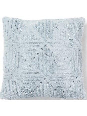 Morbidezza, bellezza e raffinatezza in questo cuscino, meraviglioso con in finta pelliccia a pelo corto. Con una particolare lavorazione a contro pelo che crea un disegno geometrico. Molto rifinito, un combinazione perfetta tra comodità ed estetica.