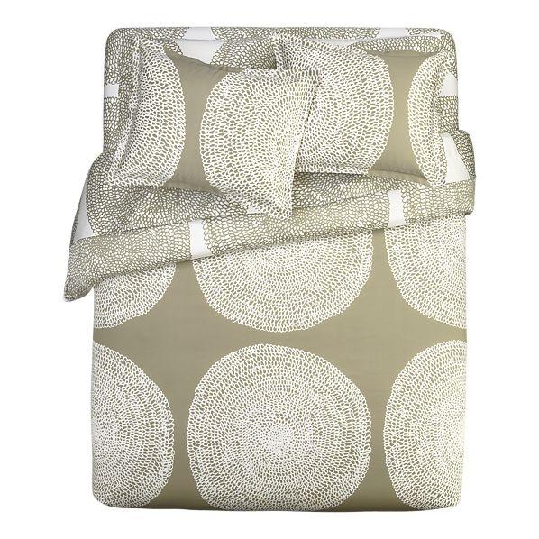 lino ii white linen fullqueen duvet cover marimekko beddingbed - Marimekko Bedding