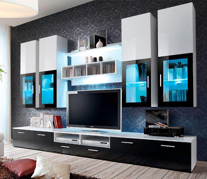 219 Best Meubles Tv Moderne Images On Pinterest | Tv Unit, Living