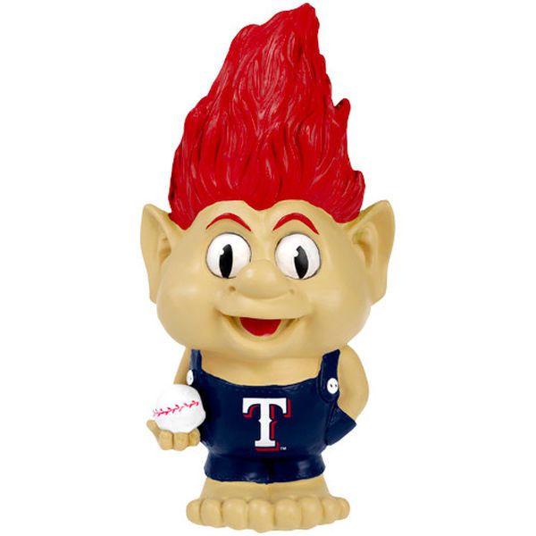 Texas Rangers Team Garden Troll