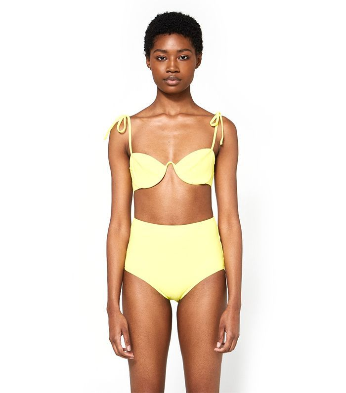 The Best Online Shops for Buying Bathing Suits via @WhoWhatWear