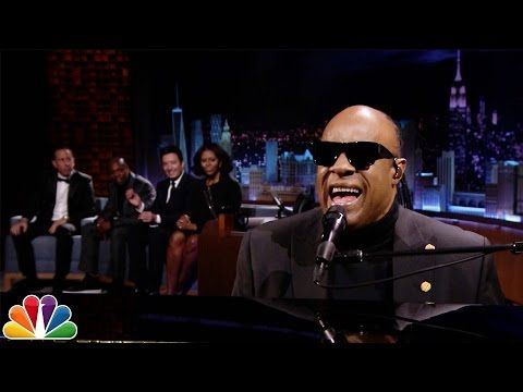 Stevie Wonder Serenades FLOTUS: 'My Michelle Amour' - The Daily Beast . I have to admit I cried! We will miss her.