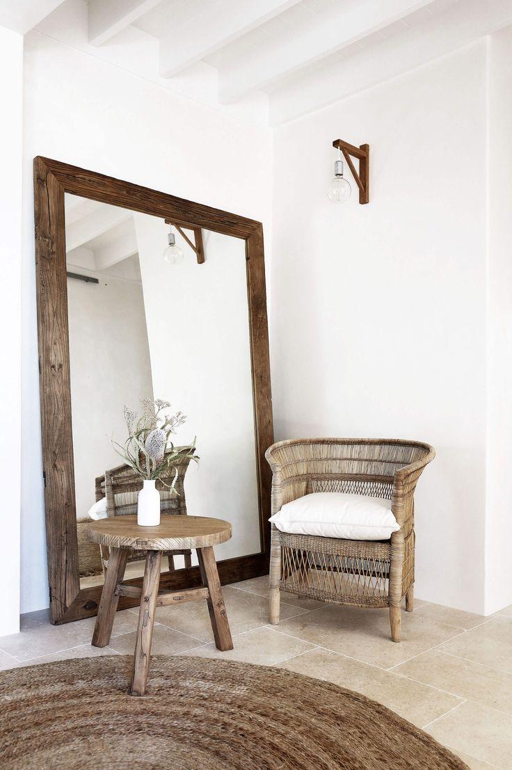 COCOON Ibiza villa design inspiration bycocoon.com | Malawi African chair | interior & exterior design | kitchen design | bathroom design | design products for easy living | Dutch Designer Brand COCOON