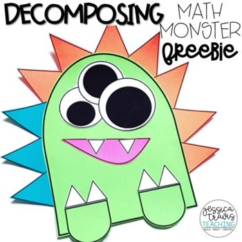 how to use a ten frame to decompose