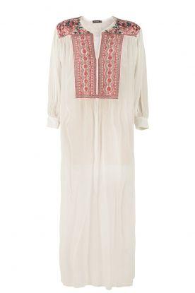 Maxi dress Careyes | white - www.littlesoho.com