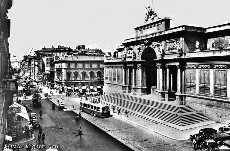 Via Nazionale 1934.