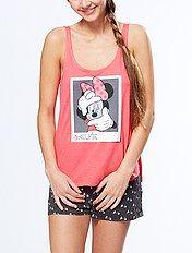 Pyjama short 'Minnie'