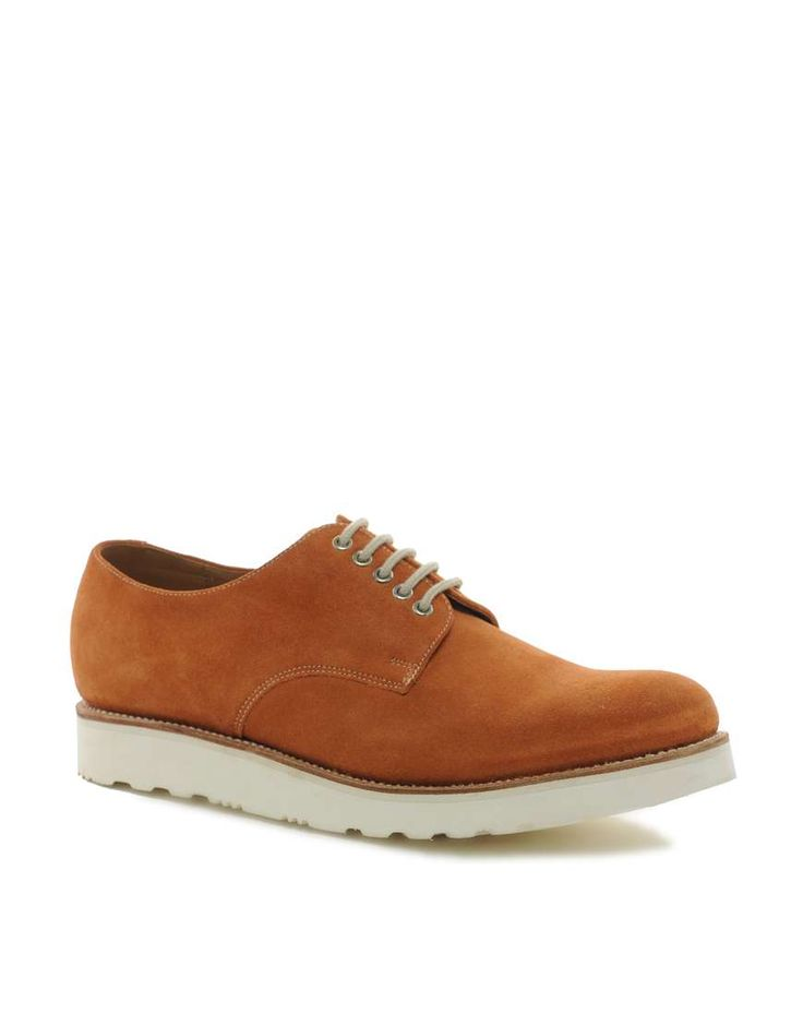 Grenson Finbar Suede Shoes
