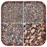 Щебень гранитный – гранит (произошел от итальянского Granito – зернистый; в древней Руси его называли «дикий камень») – это твердая горная порода, имеющая зернистое строение. Формирование гранитов происходило на протяжении всей истории Земли, и сейчас это самая распространенная горная порода. Гранитная скала представляет собой магму, выброшенную на поверхность земли и затвердевшую, состоящую из хорошо сформированных кристаллов полевого шпата, кварца, слюды и т.д. И имеет цвет красный…
