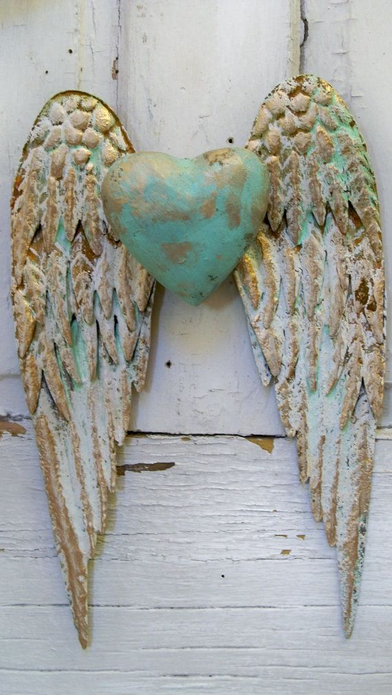 Wreaths, Wall Hangings, Garlands And Buntings Images On Pinterest | Angel  Wings, Angel Wings Wall Decor And Christmas Crafts Part 97