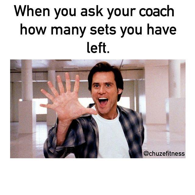 Výsledek obrázku pro gym coach meme