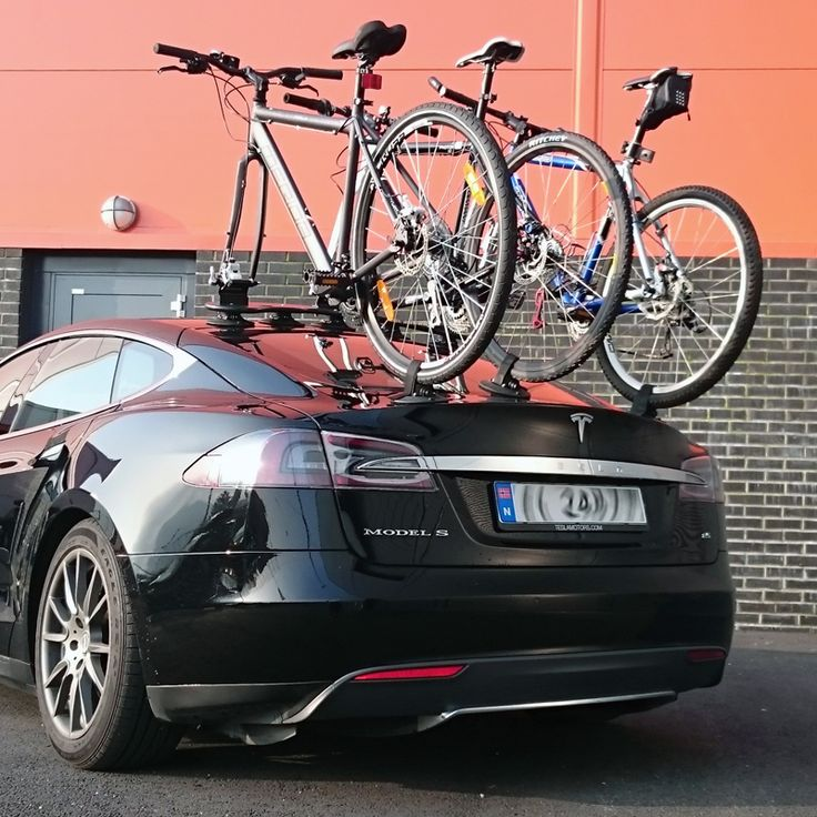 Sykkelstativ, 3 sykler - Vsport AS
