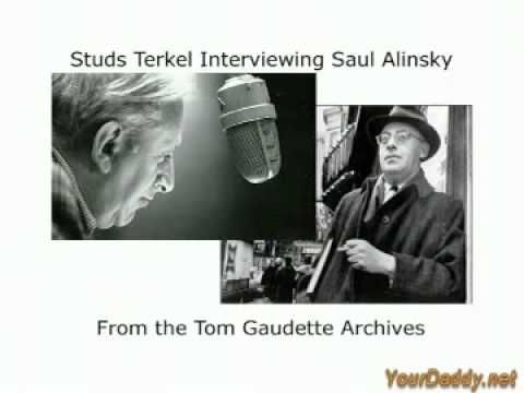 Saul Alinsky Explains Community Organizing as an Outside Agitator: 'You have to disorganize a community before re-organizing it' skip to 1:20:   http://youtu.be/pQtwo8lp_E8