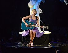 Taylor Swift - Wikipedia, la enciclopedia libre