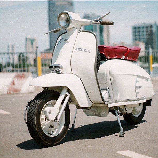 (pinned using #tagboard) #lambretta