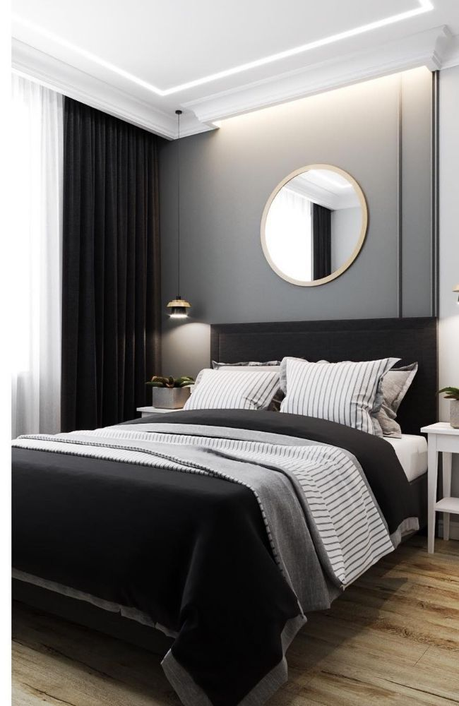 top 40 master bedroom ideas and decoration designs for 2018 part 1 rh pinterest com