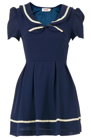 i want a sailor dress!