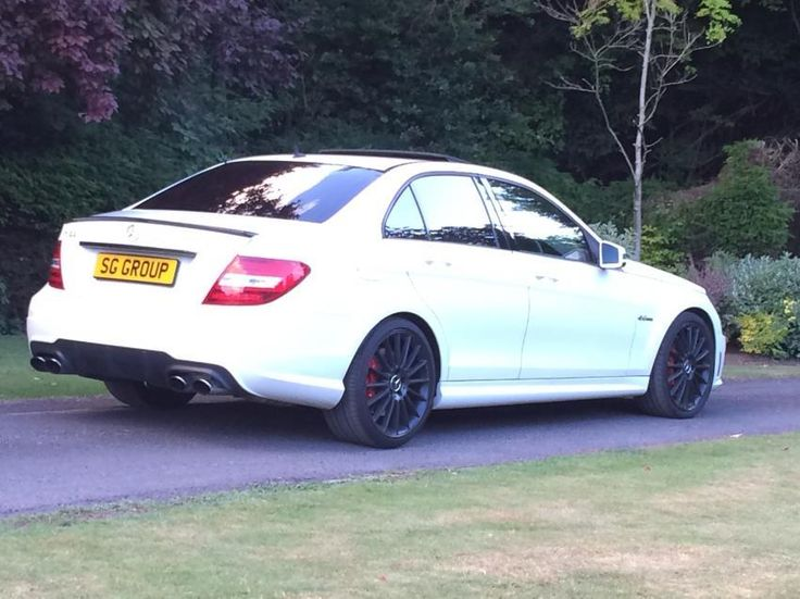 Used 2012 MERCEDES C CLASS C63 AMG 487 BHP for sale in Surrey | Pistonheads