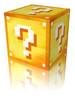 Lucky Block - Drops items, spawns mobs, structures and more!