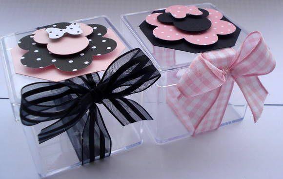 festa minnie rosa lembrancinhas - Pesquisa Google