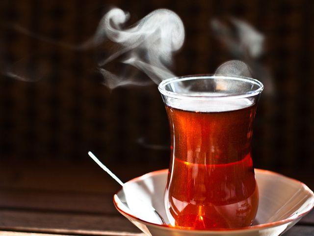 Çay Tiryakileri Yaşadı!