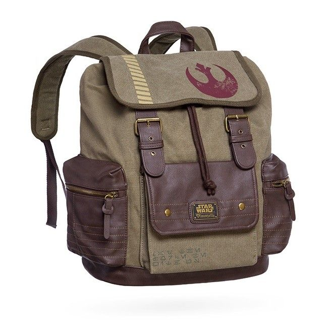 Ever since reading magic treehouse, I've wanted some kind of vintage looking knapsack