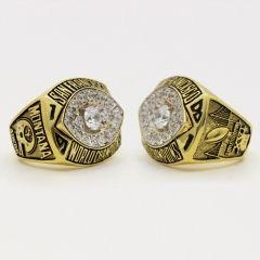 1981 Super Bowl XVI San Francisco 49ers Championship Ring