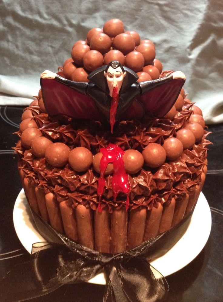Vampire Giant Cupcake