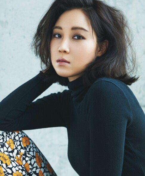 Gong Hyo Jin by Kim Yong Jun for Marie Claire Korea September 2015. Marni