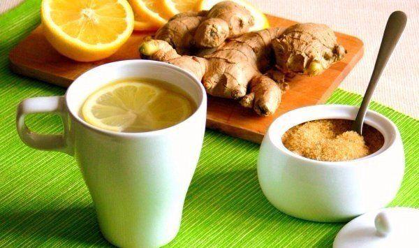 3 Рецепта имбирного чая, не забудьте сохранить в закладочках!