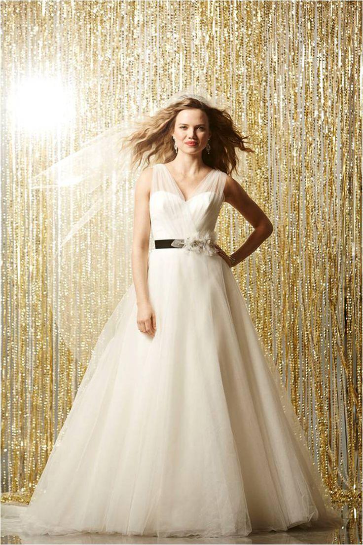 Convertible Wedding Dress Emily Maynard