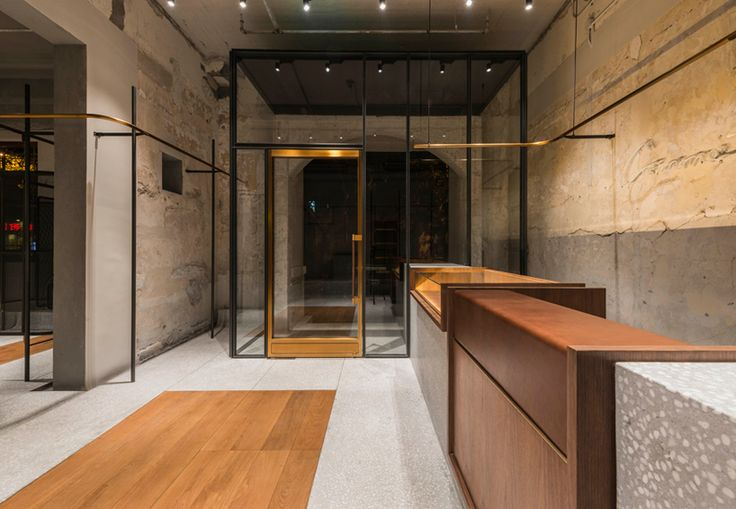 [ neri & hu ] flagship store for comme moi in shanghai :: 5osA: [오사]