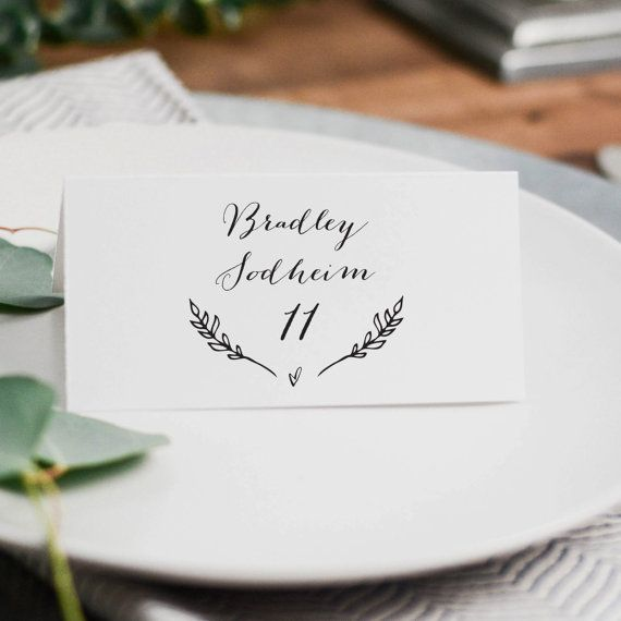 38 best Wedding Place Cards  Seating Charts images on Pinterest