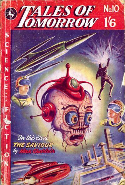 flight-to-mars:  Tales of Tomorrow#10 (Apr 1954)