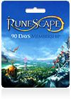 RuneScape Pre-Paid card - This is RuneScape. The world's most popular free to play MMO.