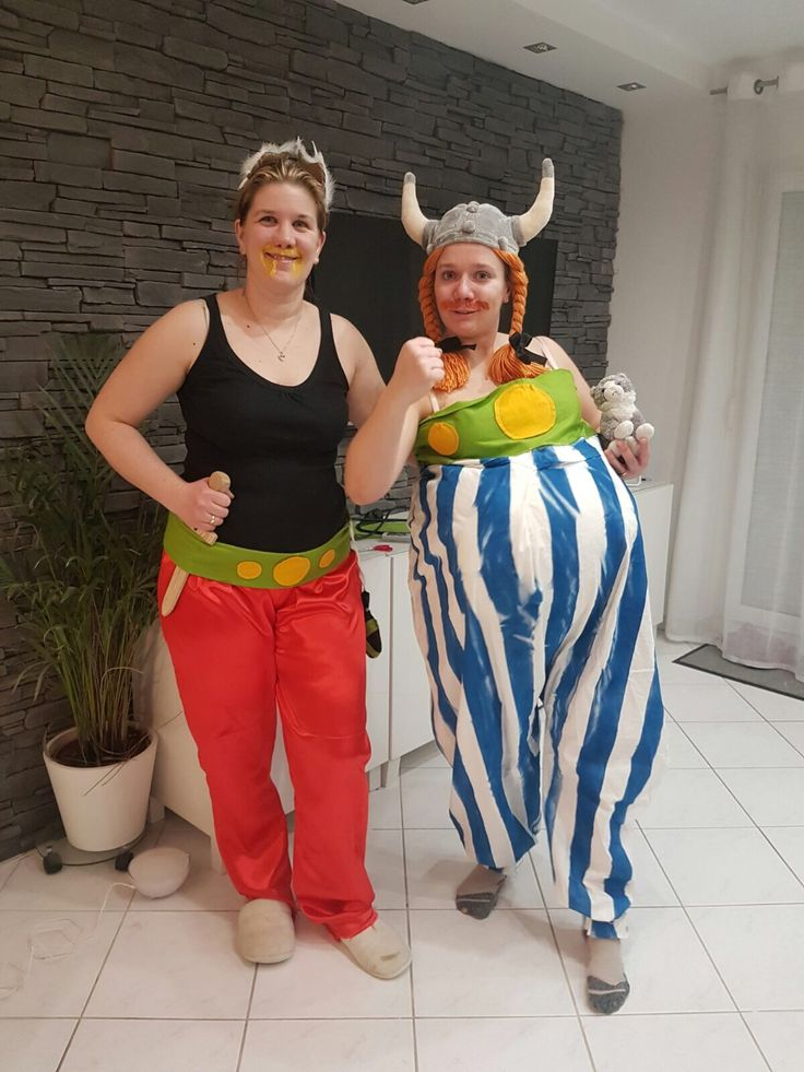 asterix obelix kost m fasching freunde partnerkost m fasching pinterest obelix kost m. Black Bedroom Furniture Sets. Home Design Ideas