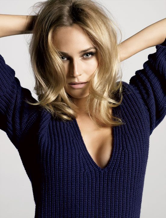 Ladies We Love | Diane Kruger. blonde.