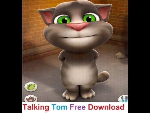 My Talking Tom Game | Free Download for Mobile Phone or PC..|| - YouTube