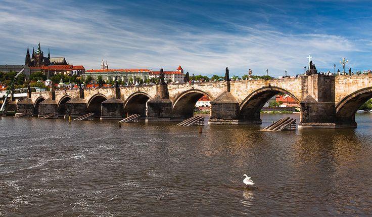 Карлов мост. История самой известной достопримечательности Праги