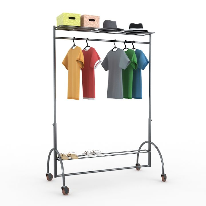 Clothes rack by Ecart International