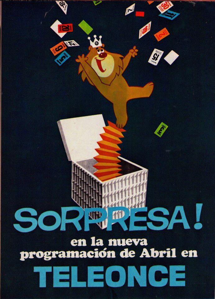 Publicidad de la programación de CANAL 11, Buenos Aires, 1967.