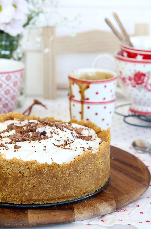 Receta de Banoffee Pie (fácil de hacer, rápida y deliciosa)