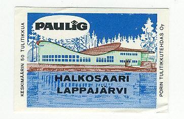 Etiketti Lappajärvi Halkosaari